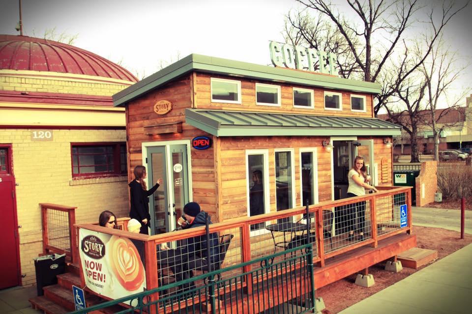 Story Coffee in Colorado Springs